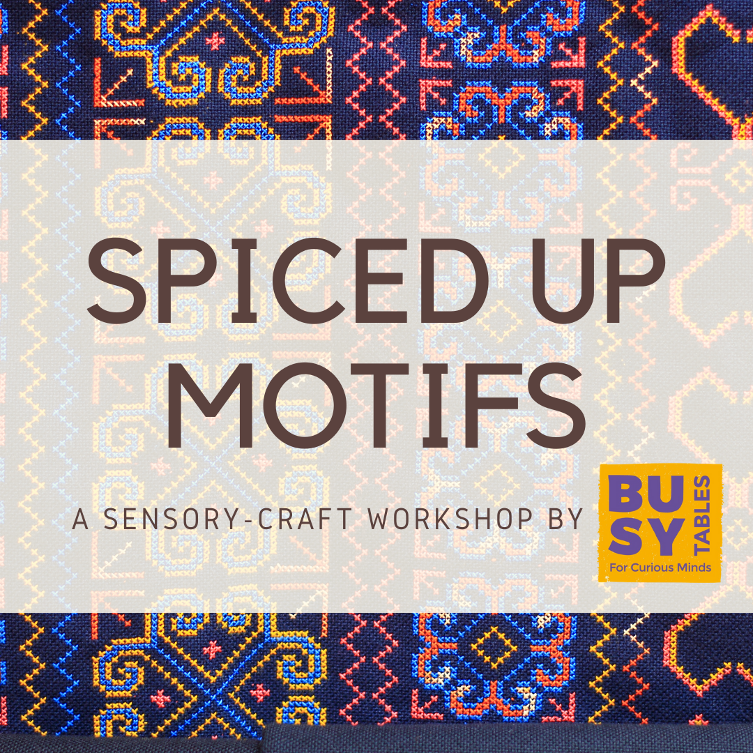 banner for spiced up motifs